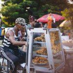 Mauritian Street Food 1- cuisine de rue mauricienne - live in mauritius
