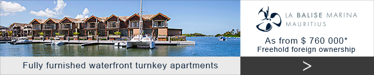 Banner La Balise Marina 728x141 Turnkey apartments ready to live in | Live in Mauritius