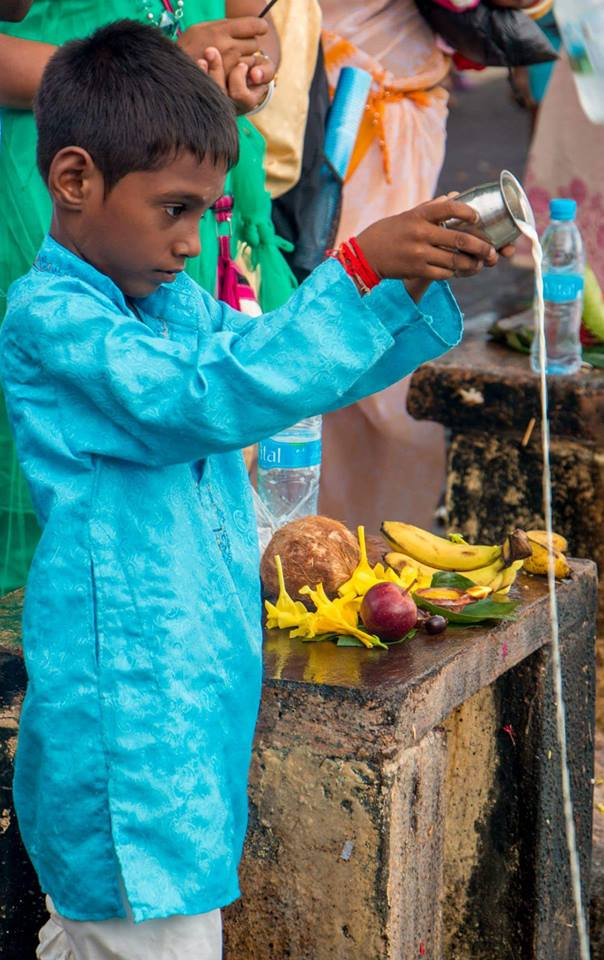 Maha Shivaratri - Hindu festival - Mauritius