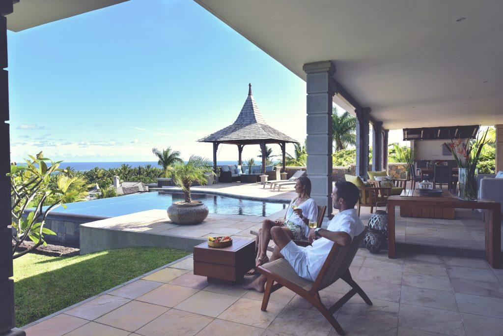 Move to Mauritius
