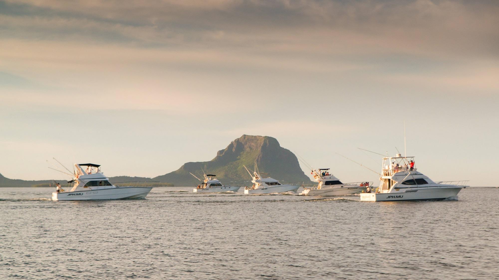 Mauritius Billfish release International Tournament