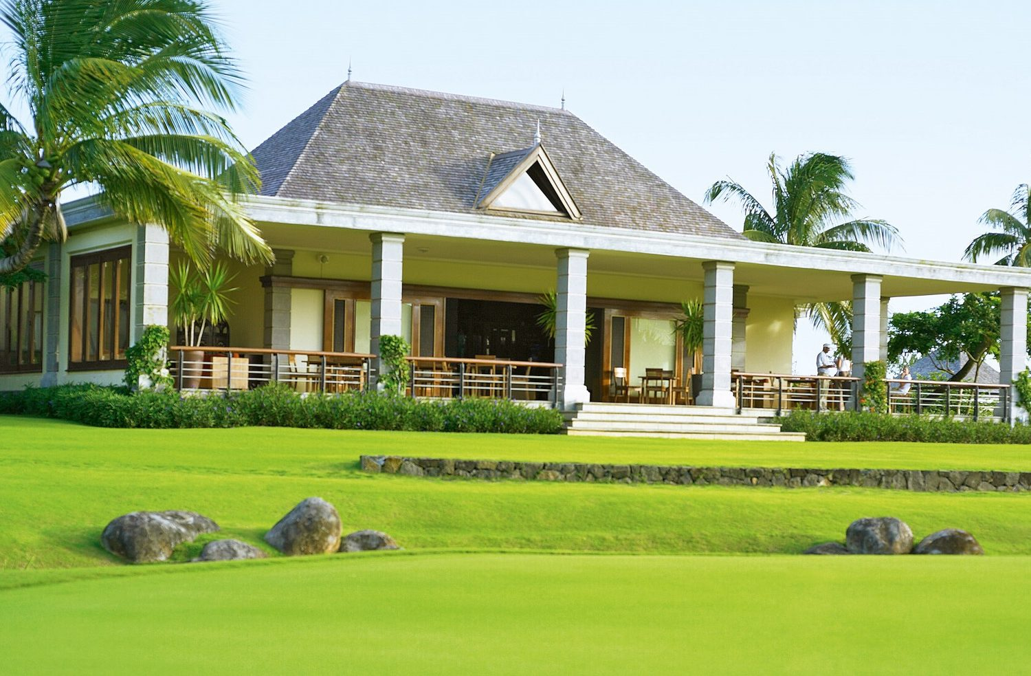 Club House - Heritage Golf Club - Heritage Bel Ombre