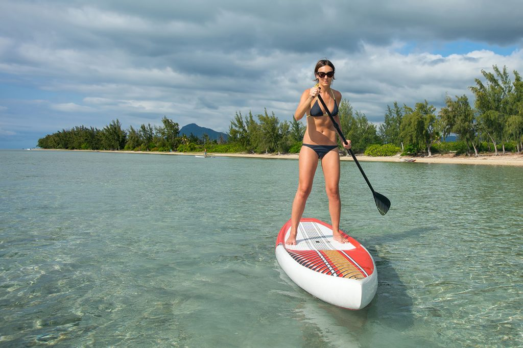 SUP Stand Up Paddle Mauritius - Ile Maurice