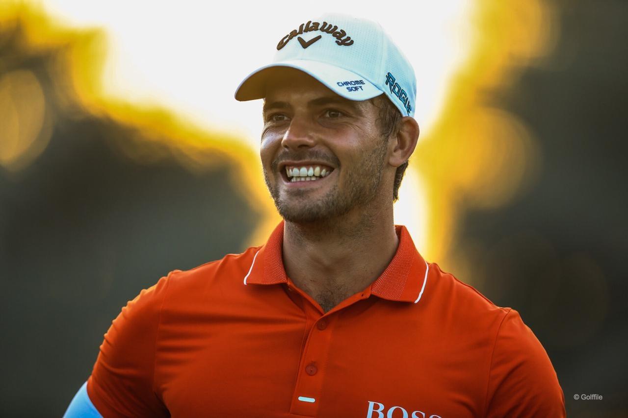 Haydn Porteous, professional golf player